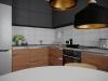 подключ Хабаровск дизайн интерьера в стиле лофт кухня