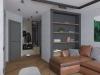 Подключ Хабаровск дизайн интерьера гостиной в стиле лофт