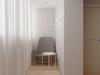 """Дизайн - проект интерьера квартиры в стиле """"модерн"""". Хабаровск, ул. Слободская, спальня"""